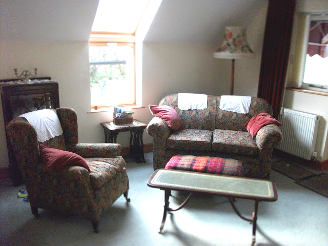 Holiday accommodation at Hopesay Glebe Farm